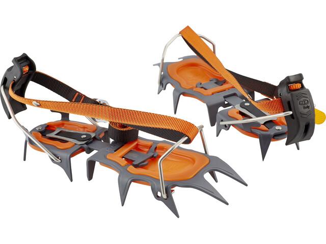 Climbing Technology Nuptse Evo Automatic Crampons, grey